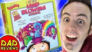 SIMPLE SCIENCE EXPERIMENTS FOR KIDS | My First Mind Blowing Science Kit Review
