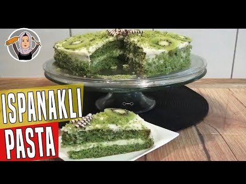 lspanaklı Pasta Tarifi