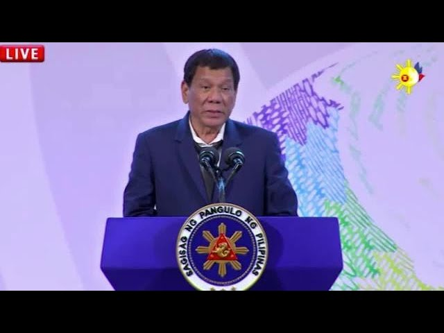 China agrees to a code of conduct, says Duterte