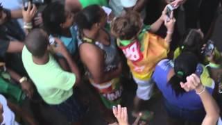 FLAGANTE DE FURTO NA FAN FESTE BARRA