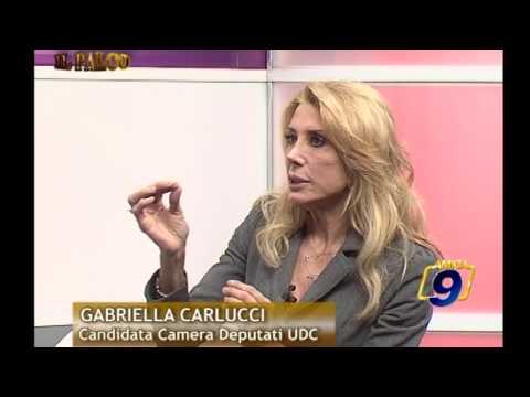 Il Palco | Ospite Gabriella Carlucci Candidata Camera Deputati UDC