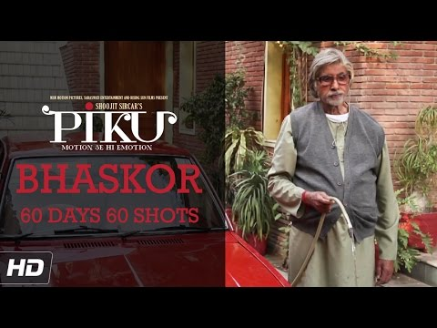 Piku | Amitabh Bachchan | 60 Days 60 Shots | 8 May video