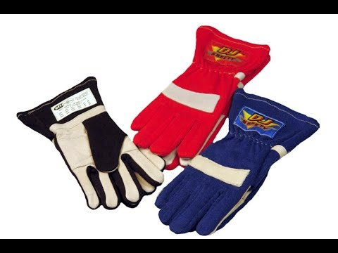 Driving Gloves and Arm Restraints - Presented by Andy's Auto Sport