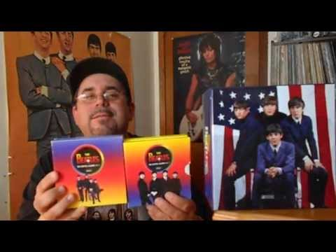 119. Review on The Beatles U.S. Albums CD Set