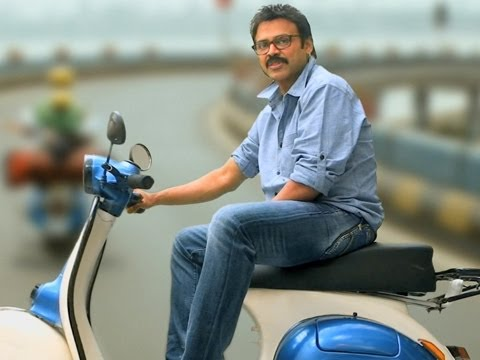 Venkatesh's Take On Ferrari Ki Sawaari