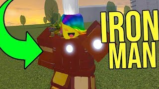 THE BEST ROBLOX MARVEL GAME EVER MADE!