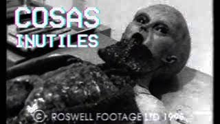 Autopsia a un EXTRATERRESTRE - Roswell Footage 1995