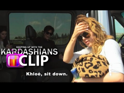 Khloe Kardashian Hungover: Almost Vomits At Kim's Wedding