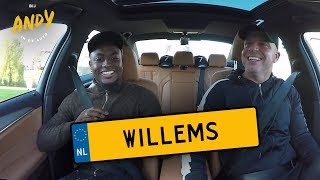 Jetro Willems -  Bij Andy in de auto
