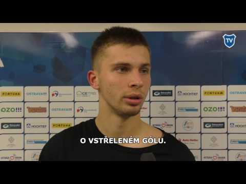 FNL: Rozhovor s Arťomem Mešaninovem po utkání s Vítkovicemi.