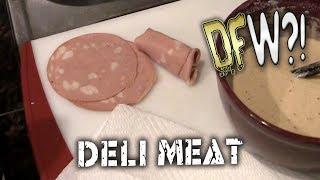 Deep Fried Deli Meat