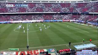 Atletico Madrid vs Real Madrid 4-0 Full Match Second Half 07-02-2015 HD
