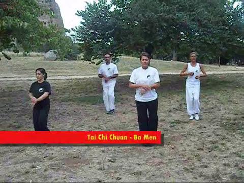 Kung Fu a Roma – Allenamento al Parco – Tai Chi a Roma