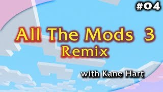 All The Mods 3 Remix - Part 4 - Upgrading Tools & Random Crafting Fun!