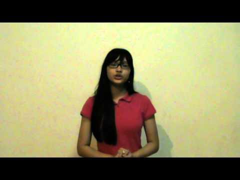 Cervical Cancer Speech