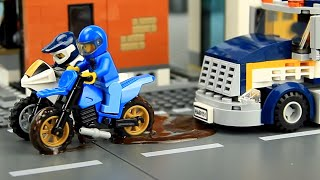 lego motorcycle race