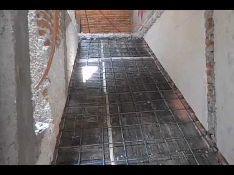 Escalera de concreto en 4 26 youtube for Como se construye una piscina de concreto