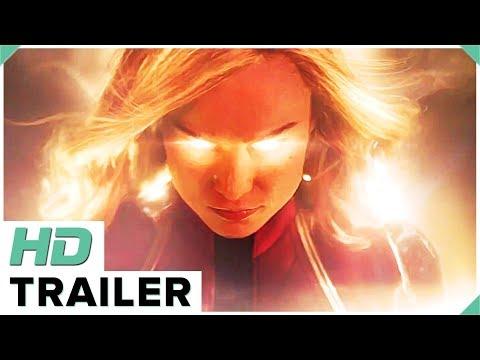 Captain Marvel – TRAILER 1 Italiano HD