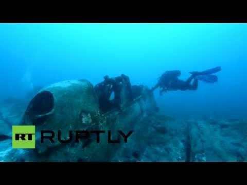 DISCOVERY: Well-preserved WW2 Junkers Ju 87 found off Croatia coast