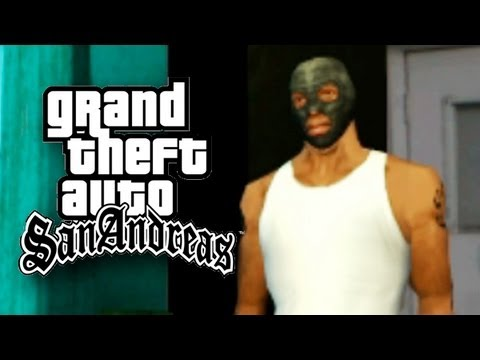 GTA San Andreas #5: Like a ninja