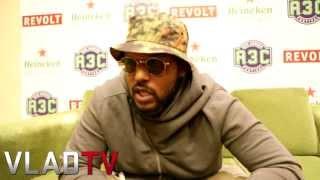 Schoolboy Q on Kendrick's BET Cypher Drake Diss