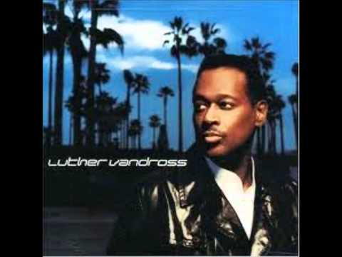 I'd Rather by Luther Vandross