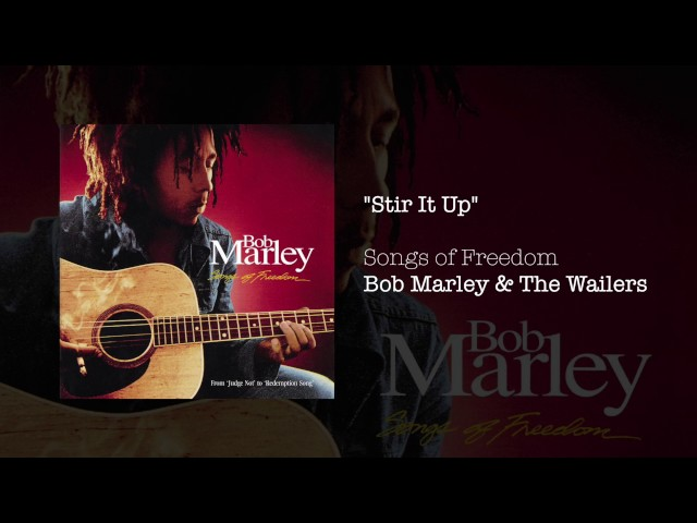 Stir It Up 1992 - Bob Marley amp The Wailers