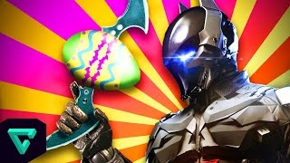 TOP 5 BATMAN ARKHAM KNIGHT EASTER EGGS | TGN