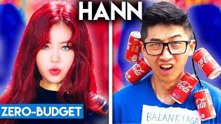 K Pop With Zero Budget G I Dle Hann Alone