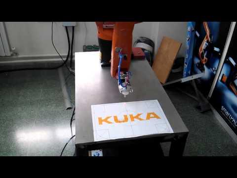 Kuka KR6 Agilus –  Eje_05 Instrucción CIR