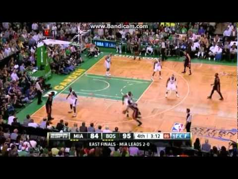 NBA 2012 Miami Heat V Boston Celtics Eastern Conference  Finals Part 1