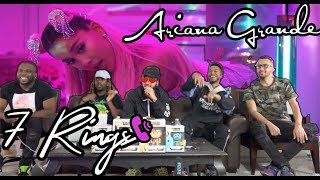 Baixar She Don't Miss! Ariana Grande - 7 Rings Official Video Reaction/Review