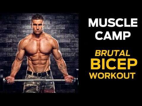 2 Easy Moves for Bigger Biceps (Brief but Brutal Bicep Workouts)