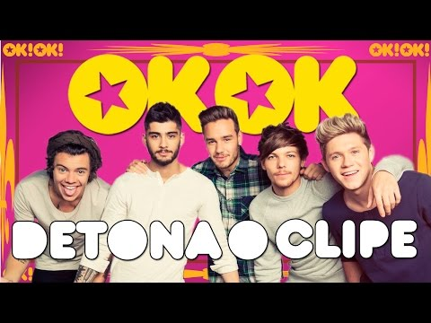 Roubando As Mina Do One Direction | Ok!ok! Detona O Clipe video