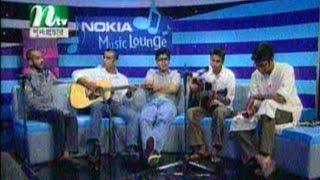 নির্বাসন | Nirbashon ✿ নেমেসিস | Nemesis ✿ Nokia Music Lounge ✿ Interview & Live Song