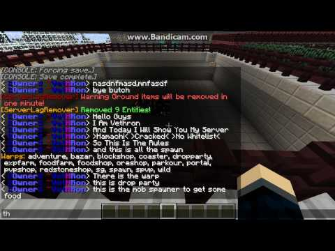 Minecraft Cracked Server 1.7.2 [Hamachi] [No Whitelist] Updated (New Spawn)