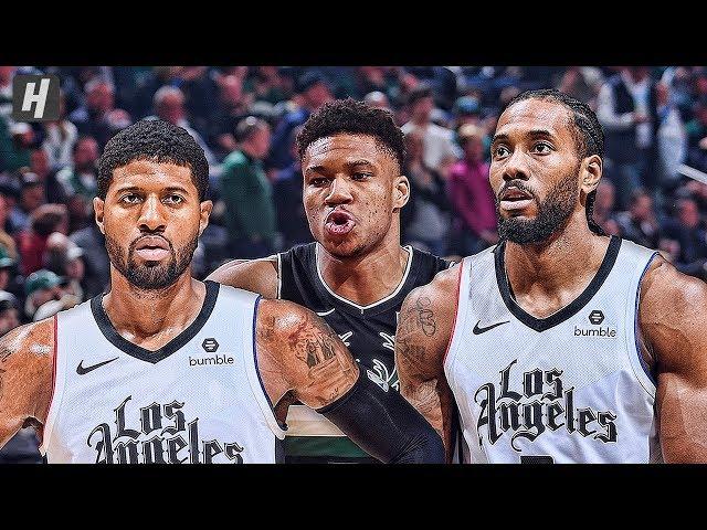 Los Angeles Clippers vs Milwaukee Bucks - Full Game Highlights   December 6   2019-20 NBA Season thumbnail