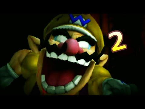 THIS GAME IS TOUGH. | Five Nights At Wario's 2 (Demo) +Download