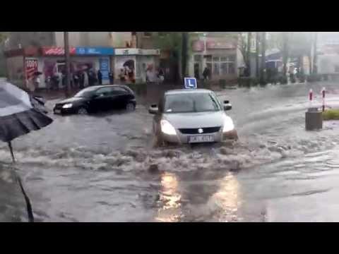 Powódź W Częstochowie