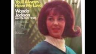 Watch Wanda Jackson My Heart Gets All The Breaks video