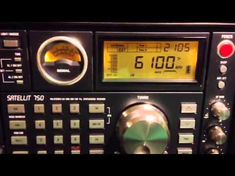 Radio Serbia 6100 khz 2100 utc