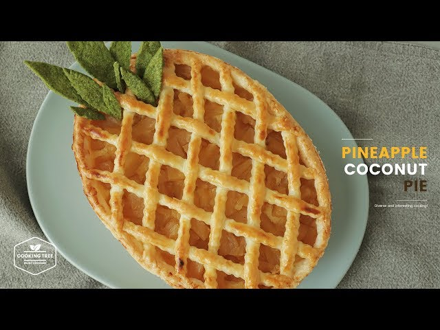 МЛёЛМП ЛЛК МЛ ККЙё  Pineapple Coconut Pie Recipe  ЦЦЦЦЦЦЦЦЦЦЦЦЦ  Cooking tree