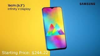 Top 5 best budget smartphone 2019