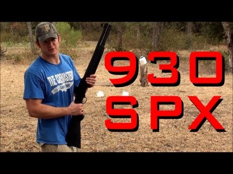 Mossberg 930 SPX Ownage