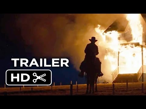 The Homesman US Release TRAILER (2014) - Tommy Lee Jones, Hilary Swank Western HD