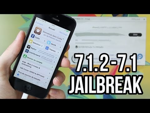 PanGu : iOS 7.1.2, 7.1.1 et 7.1 Jailbreak Untethered iPhone 5s, 5c, 5, 4S, 4, iPad, iPod touch 5G