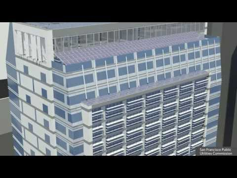 San Francisco Public Utilities Commission Headquarters (w/ PT cores) HD