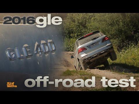 Off-Road in Austria: Testdriving the new GLE / #mbPolarSun pt.1 (German)