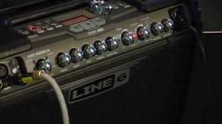 Line 6 Spider Jam Guitar Amp Demo