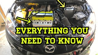 Mazdaspeed 3/6 Port Injection Overview | HOW IT WORKS & WHAT PARTS YOU NEED !!